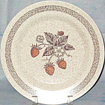 Homer Laughlin Country Berry Dinner Plate
