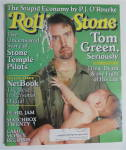 Rolling Stone June 8, 2000 Tom Green