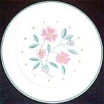 Homer Laughlin Tudor Rose Dessert Plate