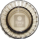 Sleep Inn Ashtray