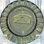Howard Johnsons Ashtray