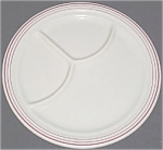 Iroquois Tan Grill Plate