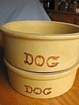 Robinson Ransbottom Dog Bowls