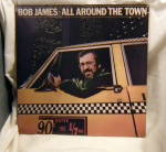Bob James All Around The Town Live 2 Album Set