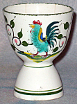 Rooster Eggcup