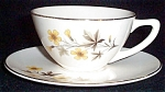 Knowles Sun Light Cup And Saucer