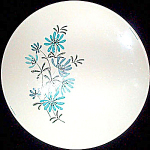 Knowles Evening Song Dinner Plate