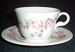 Knowles Appleblossom Cup And Saucer