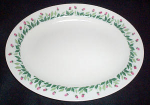 Knowles Rose Path Platter