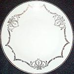 Knowles Adams Bread Plate