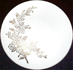 Knowles Apple Blossom Dinner Plate
