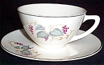Knowles Vintage Cup And Saucer