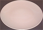 Knowles Accent Pink Serving Platter