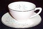 Knowles Dinner Partners Cup And Saucer