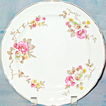 Knowles Blossomtime Lunch Plate