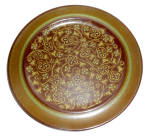 Franciscan Pottery Madeira Dinner Plate Mint