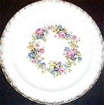 Knowles Flower Ring Luncheon Plate