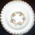 Knowles Flower Ring Fruit Bowl