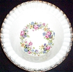 Knowles Flower Ring Serving Bowl