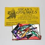 2003 Oscar's Originals Art Brooch