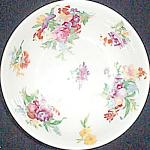 Scammell Dresden Floral Fruit Bowl