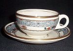 Scammell Barclay Cup And Saucer