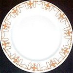 Muehlebach Hotel Dinner Plate