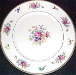 Rose Of Lamberton Dinner Plate