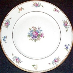 Rose Of Lamberton Salad Plate