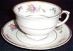 Rose Of Lamberton Cup And Saucer
