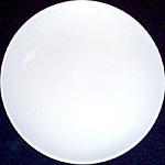 Scammell Platinum Blue Dessert Plate