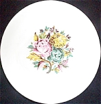 American Limoges Regency Bouquet Soup Bowl
