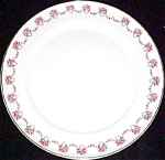 American Limoges Charmaine Dinner Plate