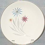 American Limoges Starflower Soup Bowl