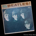 Meet The Beatles 1964 Lp Capitol T2047