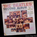 The Beatles' Second Album Capitol T2080 1964 Lp