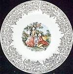 Sebring Chantilly Dessert Plate