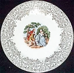 Sebring Chantilly Bread Plate
