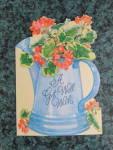 Vintage Get-well Wish, Card Hallmark