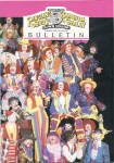 Ringling Bros Barnum Bailey Clown College Bulletin 1987