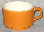 Mccoy Orange Mug