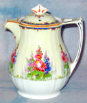 Alfred Meakin Hollyhock Demitasse Coffee Pot