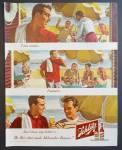 Schlitz Beer Ad - 1948