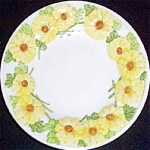 Metlox Oh Susanna Bread Plate