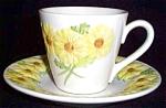 Metlox Oh Susanna Cup And Saucer