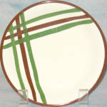 Vernon Bel Air Bread Plate