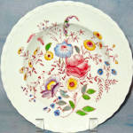 Vernon Chintz Soup Bowl