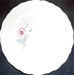 Mount Clemens Vogue Poppy Dessert Plate