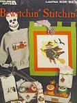Leisure Arts Bewitchin' Stitchin' #635