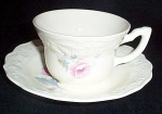 Mount Clemens Vogue Poppy Cup And Saucer